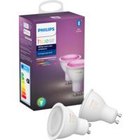 Philips Hue WCA GU10 Lyskilde 6W 2pk BLT