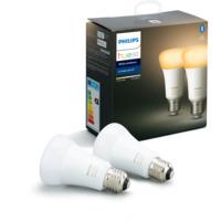 Philips Hue WA E27 Lyskilde A19 8.5W 2pk BLT