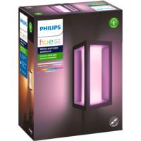 Philips Hue WCA Impress Vegglampe 1x8W Sort