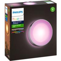 Philips Hue WCA Daylo Vegglampe 1x15W Rustfritt stål