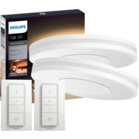 Philips Hue Innendørs Lampepakke 1 - Being Hvit