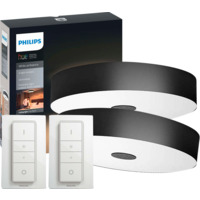 Philips Hue Innendørs Lampepakke 4 - Fair Sort