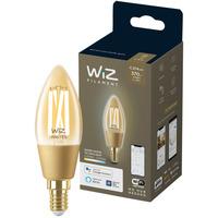 WiZ Lyskilde WA 4,9W C35 Gyllen E14 WiFi