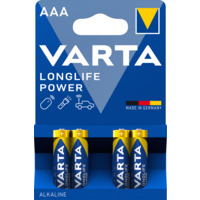 Batteri Varta High Energy LR03/AAA 4 pk