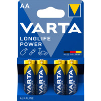 Batteri Varta High Energy LR06/AA 4-PK