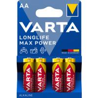 Batteri Varta Max Tech LR06/AA 4-PK