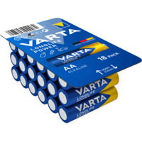 Batteri Varta High Energy LR06/AA 18-PK