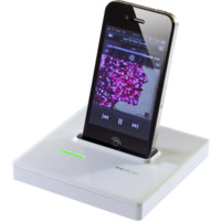 KBsound iSelect Dock Wireless Hvit