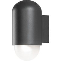 Sassari vegglampe 3W LED svart IP44