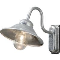 Vega Vegglampe E27 Galvanisert IP44