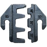 Pressbakke for endehylser 16-35mm²