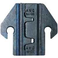 Pressbakke for rullpress 0.1-1.0mm²