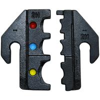 Pressbakke for isolerte kabelsko 0.5-6mm²