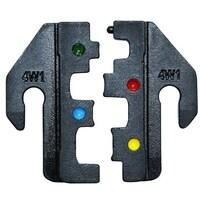 Pressbakke for lim kabelsko 0.8-6mm²
