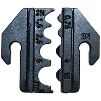 Pressbakke for uisolerte kabelsko KRT 0.5-10mm²