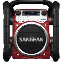 Sangean U-4 DBT DAB+ og FM-RDS Blåtann Arbeidsradio
