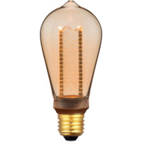 LED Dekor ST64 DOT 3,5W Dim 1800K
