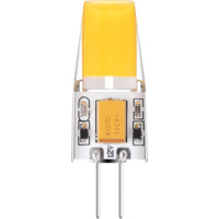 G4 LED 2,5W 220lm Dim 2700K 2 Pk