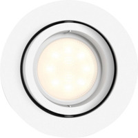 Philips Shellbark LED DL 4.5W Rund Hvit