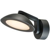 SLV Malu Vegglampe 3000K IP55 Antrasitt