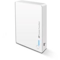 GP381 Portable Powerbank White 8400mAh