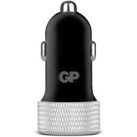 Lader USB 12-24V 4.8A for sigarettenneruttak GP CC41