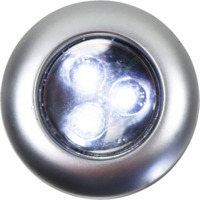 LED Push Light 3xAAA