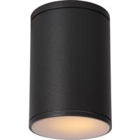 Lucide Tubix Taklampe IP54 10.8cm Antrasitt
