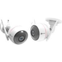 Ezviz C3W Security camera Indoor & Outdoor Bullet Duopack