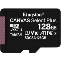 Kingston 128GB microSDXC Card - Indoor
