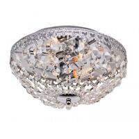 Ibiza krystall lampe