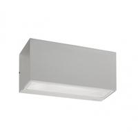 Asker 1513 opp/ned lys - Aluminium